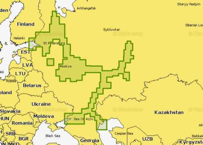 карта navionics gold 52xg европейская часть россии скачать бесплатно