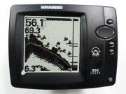 Эхолот Humminbird Fishfinder 561x